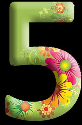 """Chiffres """"Fleurs"""" 0a465d90"""
