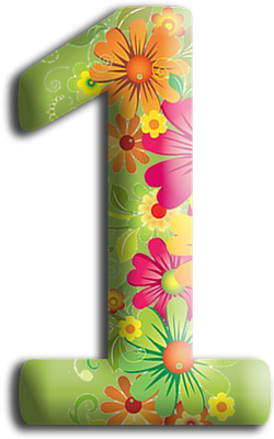 """Chiffres """"Fleurs"""" 35890c32"""