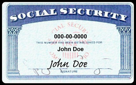 The Federal Government Sold Your Social Security Number for FIVE Dollars Ssnumbers
