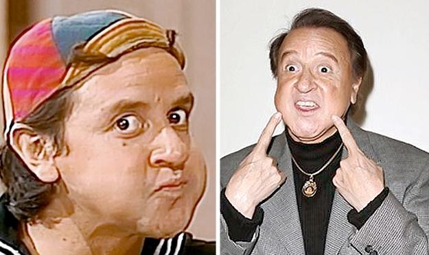 """chavo - Antes y después de los personajes de """"El Chavo del 8""""(fotos) El-chavo-del-8-carlos-villagran"""