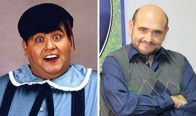 """chavo - Antes y después de los personajes de """"El Chavo del 8""""(fotos) El-chavo-del-8-edgar-vivar-2"""