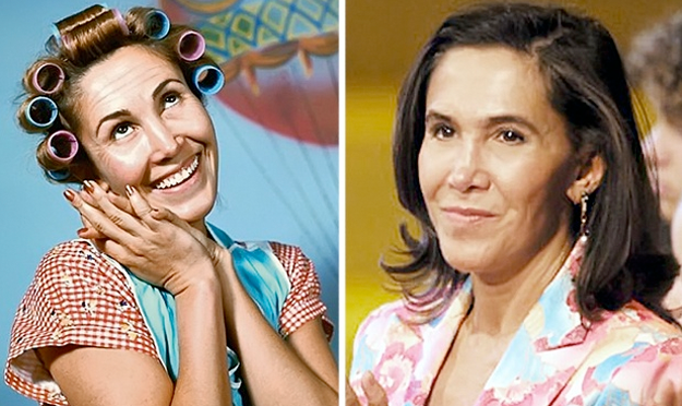 """chavo - Antes y después de los personajes de """"El Chavo del 8""""(fotos) El-chavo-del-8-florinda-meza"""