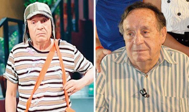 """chavo - Antes y después de los personajes de """"El Chavo del 8""""(fotos) El-chavo-del-8-roberto-bolanos"""
