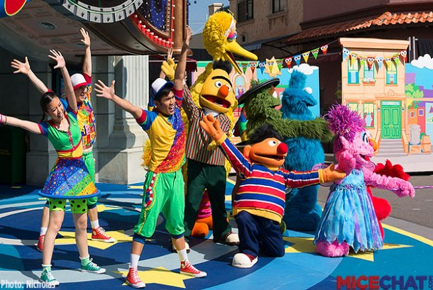 Universal Studios Singapore [Singapour - 2010] - Page 8 SSC_Opening4-610x409