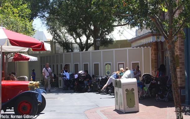 [Disneyland Park] Main Street, U.S.A.: remaniement des points de restauration (2012) et agrandissement (2015) - Page 3 IMG_0653-610x381
