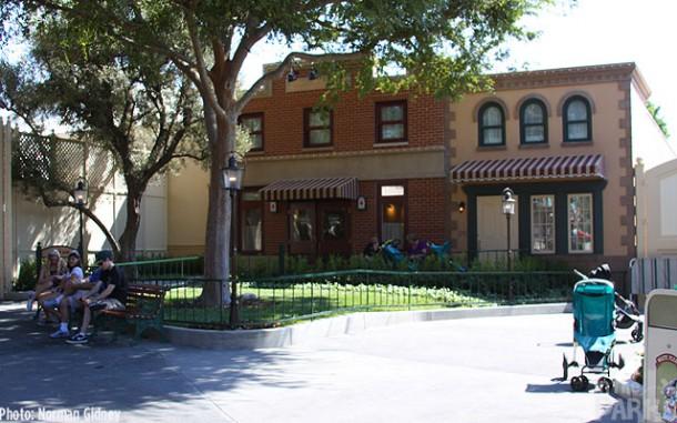 [Disneyland Park] Main Street, U.S.A.: remaniement des points de restauration (2012) et agrandissement (2015) - Page 3 IMG_01421-610x381