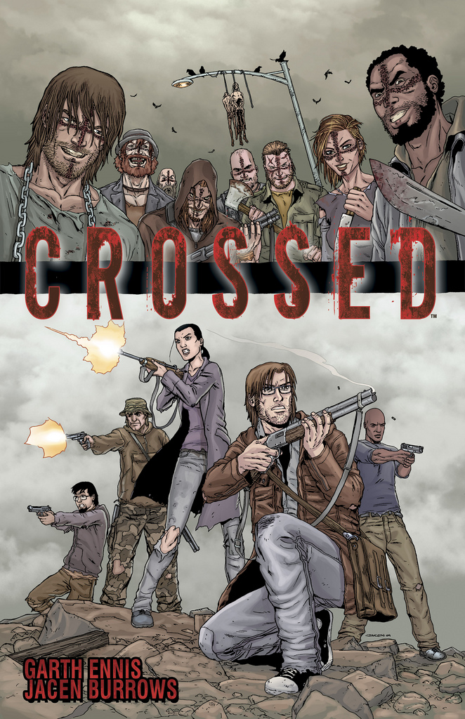 Crossed Crossed-cover