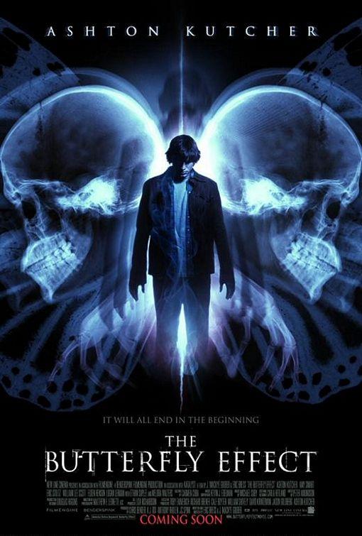 -Los mejores posters/afiches  del cine de terror y Sci-fi- Butterfly