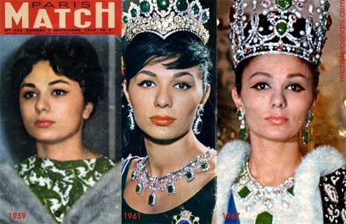 Royalties of the World - Page 9 Farah-diba-pahlavi-micheleroohani