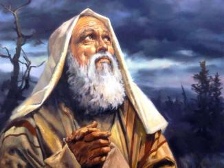 20 - Entrons dans l'Avent 2016 P.Marie-Eugène et les Prophéties Bibliques Abraham-Friend-of-God2