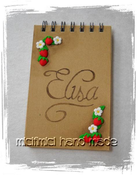 fragole per Elisa Blocco-note-eli