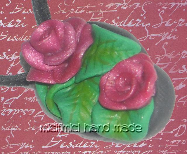collane e ciondoli Ciondolo-rose