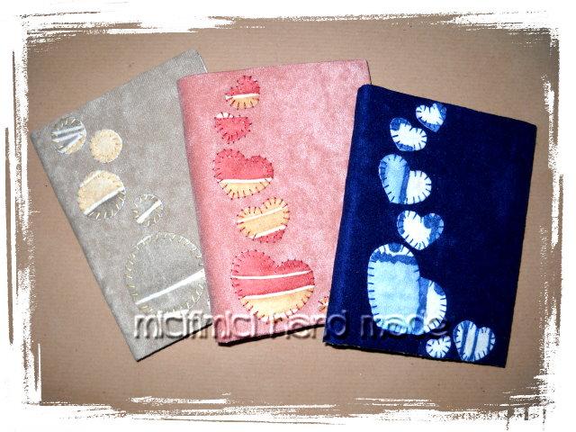 Quaderno inserti di stoffa numero uno, due e tre (aggiornato) Quaderni-stoffa-1