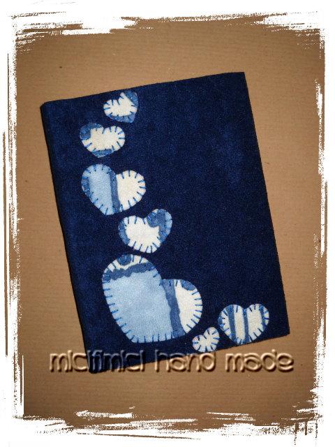 Quaderno inserti di stoffa numero uno, due e tre (aggiornato) Quaderno-cuori-blu-1