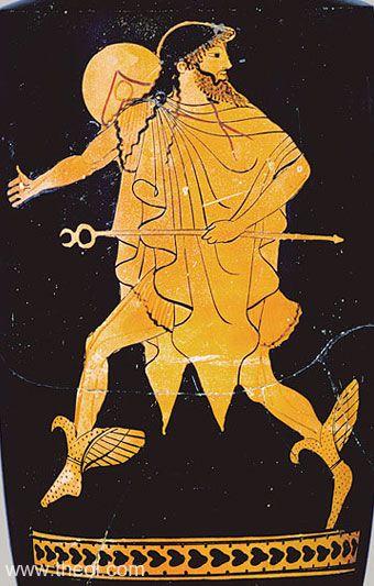 Гермес Трисмегист - родоначальник алхимии   Germes