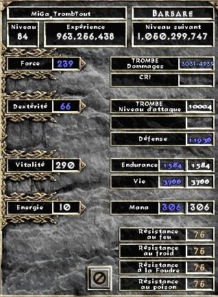 [guide] le barbare IK [maj] Afond