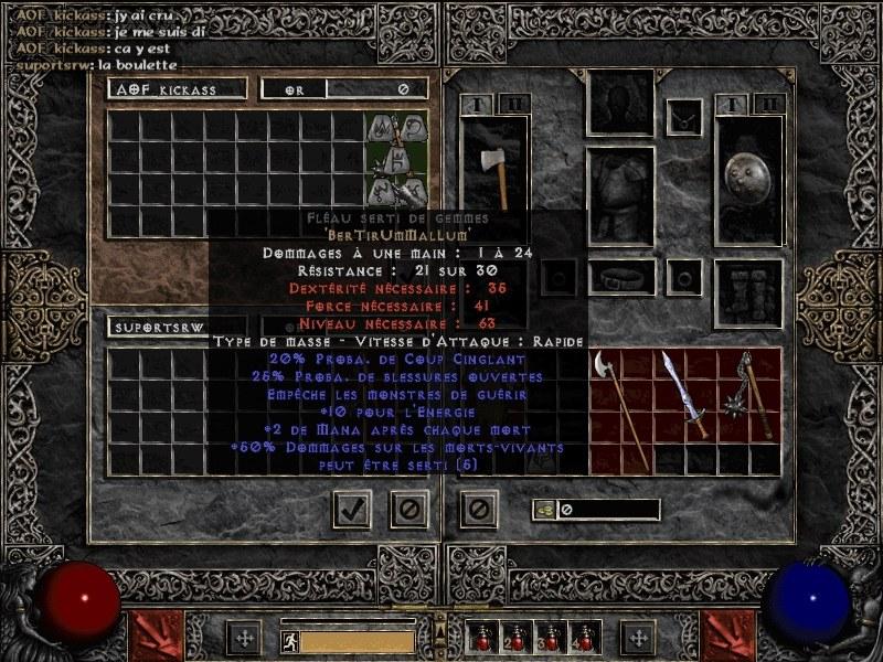 assa kick : Beast et Forty armor Screenshot015