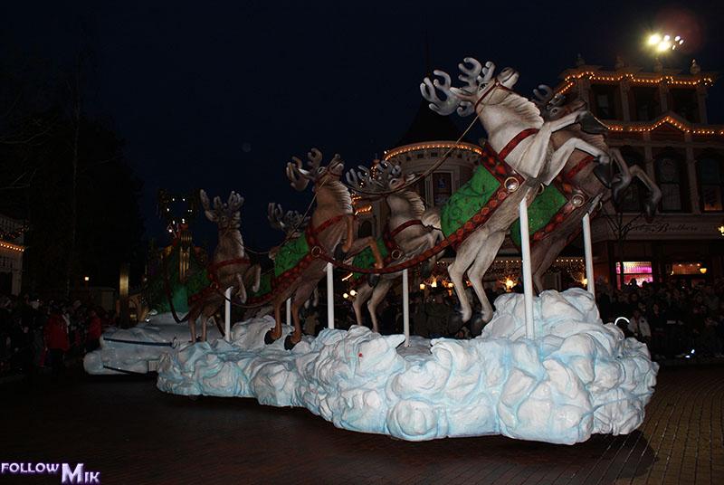 Les saisons de Noël au parcs a travers les années depuis 1992 ! ^^ 2009