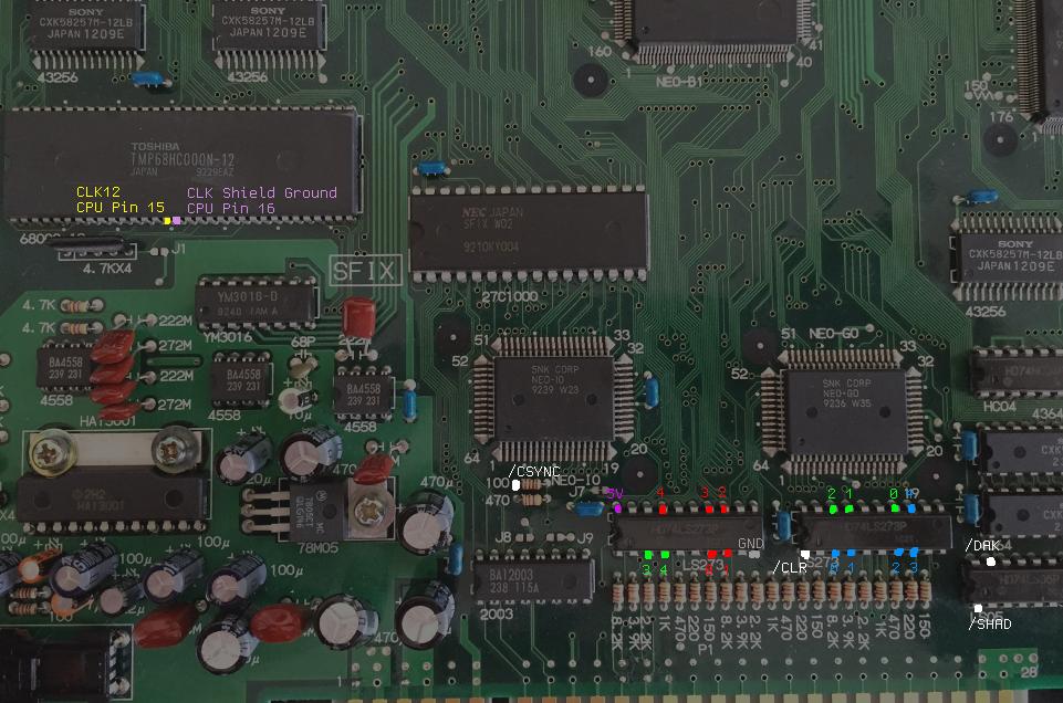 Convertisseur CGA —> VGA : des suggestions ? MV2F