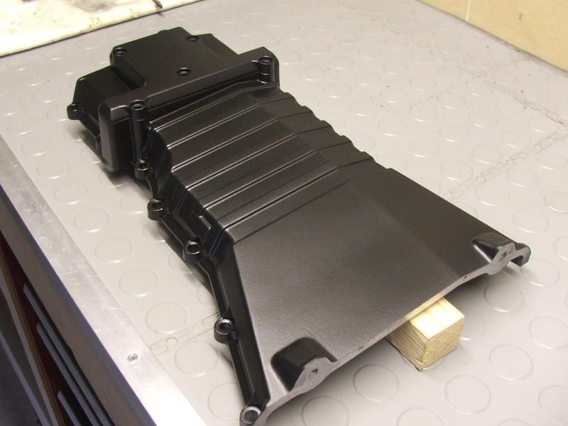 Powder Coating Front of K engine DSCF2741-L