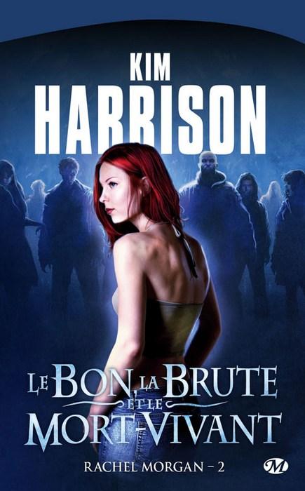 Rachel Morgan : Le Bon, la Brute et le Mort-Vivant - Tome 2 - Page 2 1003-rachel2