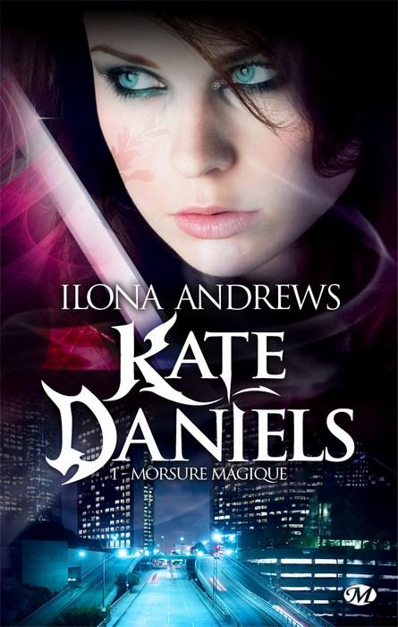 Kate Daniels - Tome 1 : Morsure Magique de Ilona Andrews  1110-kate1-new