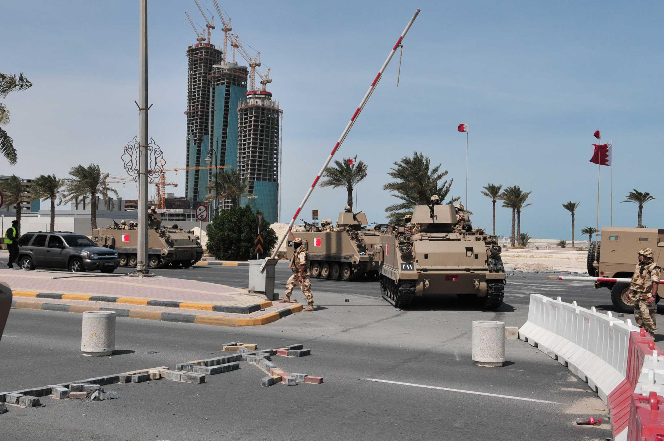 Bahreïn Bat-61