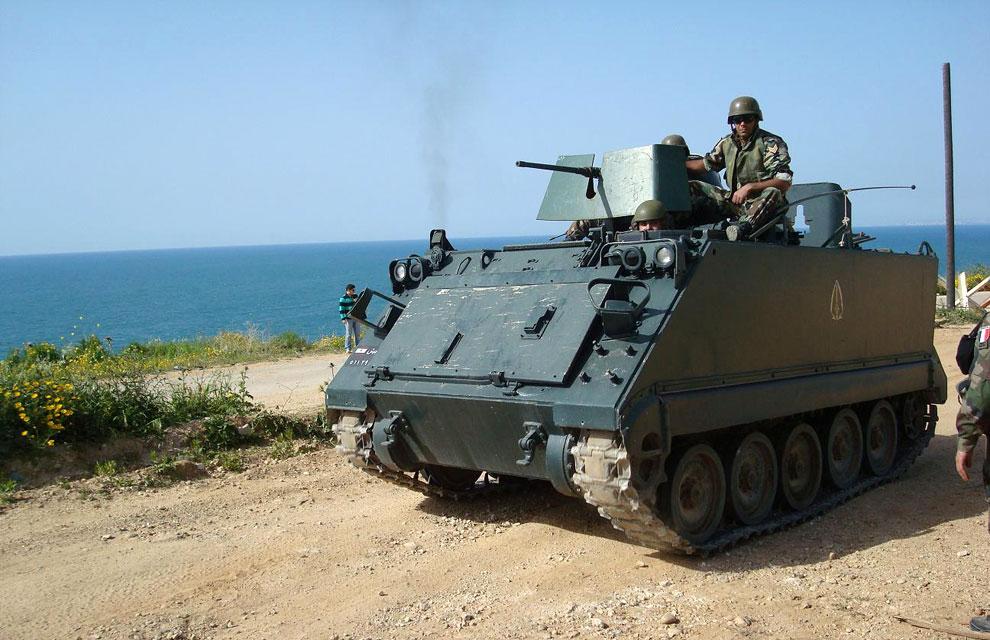 Liban Exercice-neptune-thunder-2