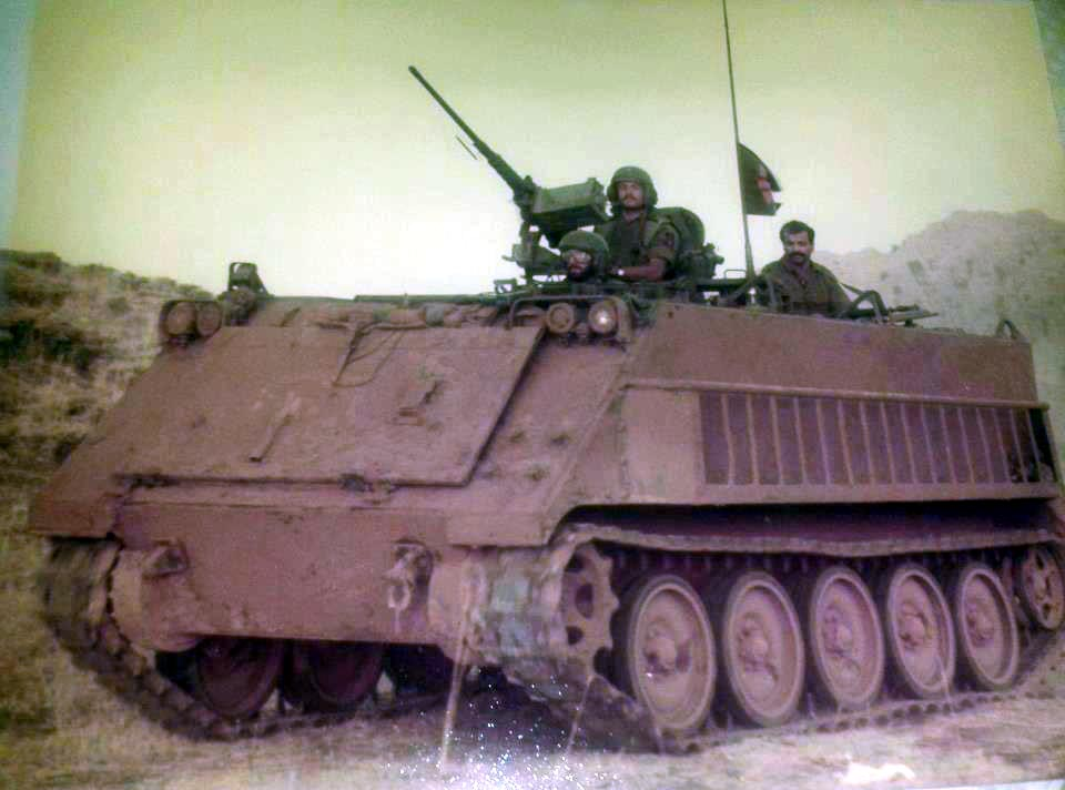 scènes de combat (armée libanaise, palestinien, chrétien...) C554964