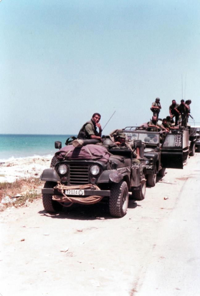 scènes de combat (armée libanaise, palestinien, chrétien...) K531918