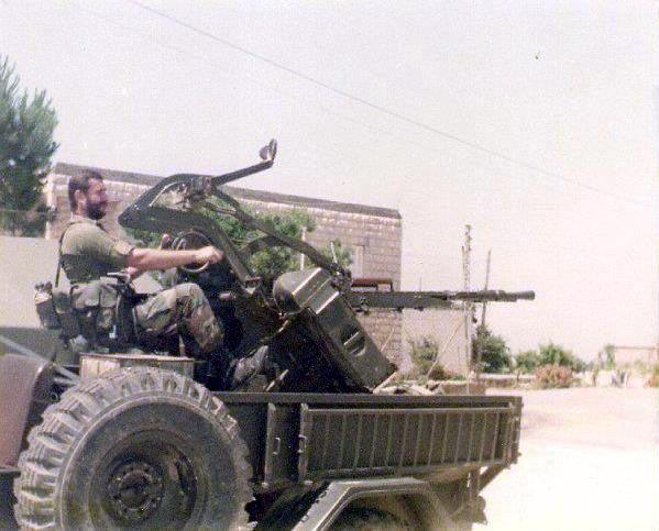 scènes de combat (armée libanaise, palestinien, chrétien...) Vt547523