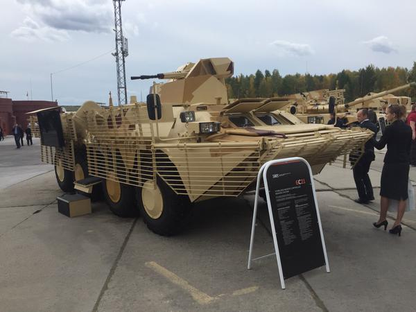 Russia Arms Expo 2015: Official Thread COcPtUKXAAAEl5k