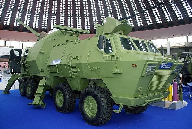 مدفعية الميدان المتحركة نورا 8651