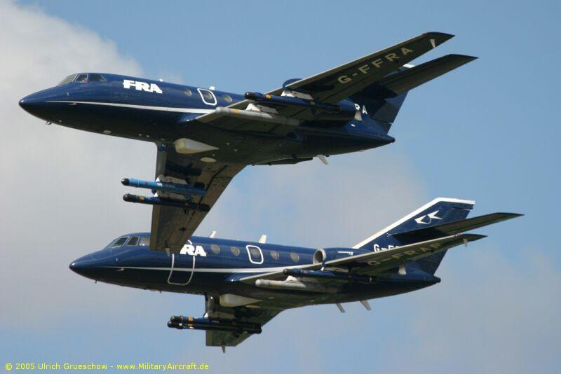 TUNISIA AIR FORCE Dassault-Falcon-20S_RIAT2005_001_800