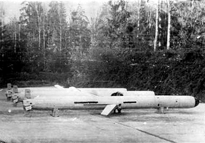 Soviet Cruise/Ballistic Missiles YyUUL