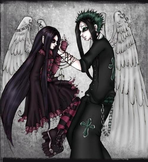 *** ANGELES *** 3-Imagenes-de-amor-oscuras-y-goticas-love-pictures-pics