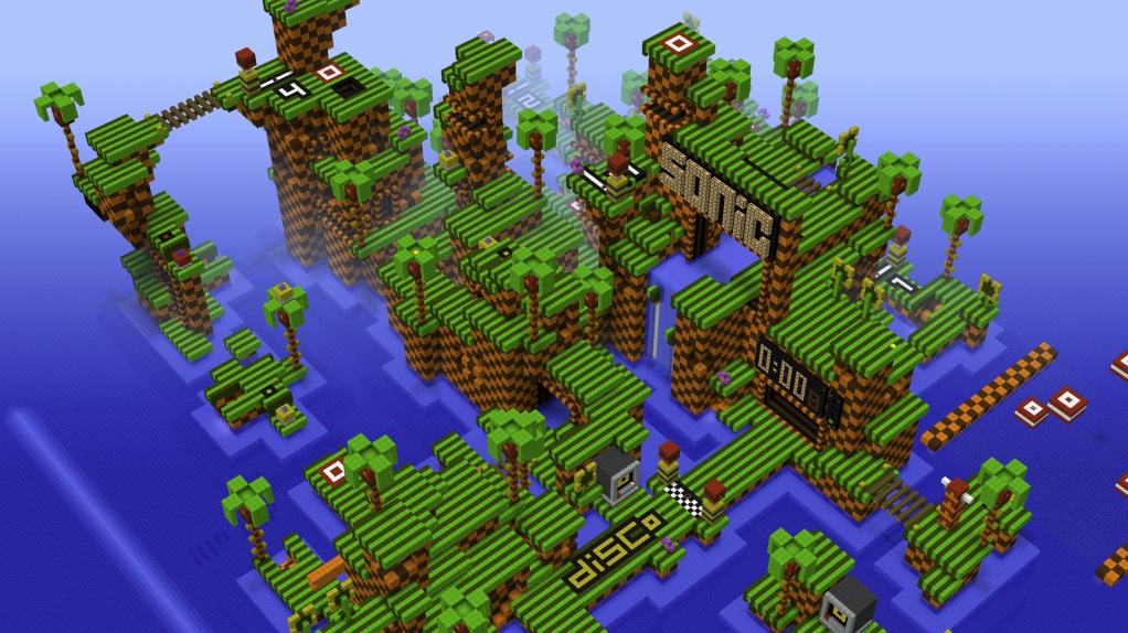 Green Hill Zone In Minecraft Ss-2012-11-24-at-02.28.55