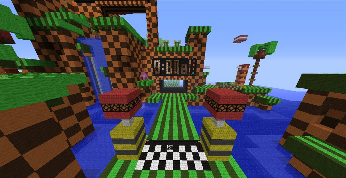 Green Hill Zone In Minecraft Ss-2012-11-24-at-02.59.16