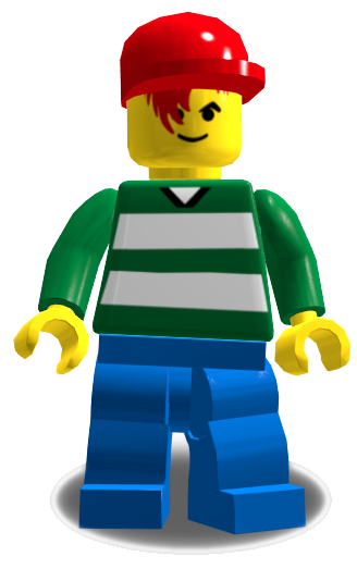 Minifig Wizard