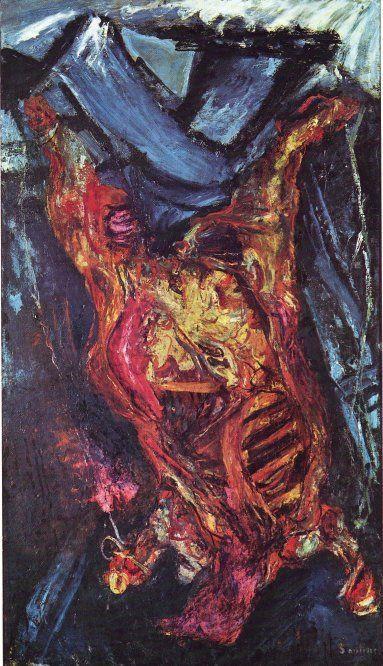 Boeufs écorchés (crucifixions détournées) M6inwhrd