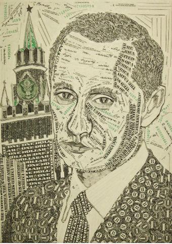 Рукоделие и интересные статьи про мастеров. Putin