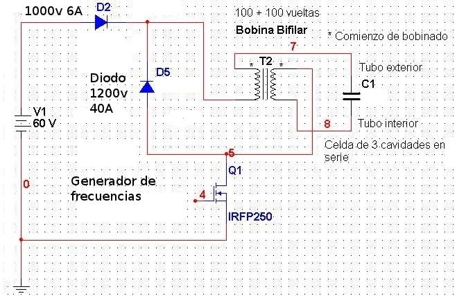 Armando un Reactor Sochimex HHO, México Ultimo-vic