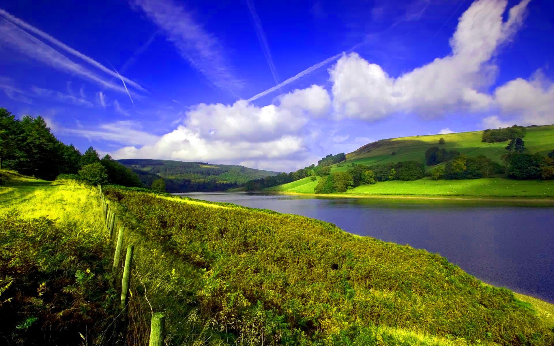 Sephiria's C-B Rank Exam Landscape-with-calm-river