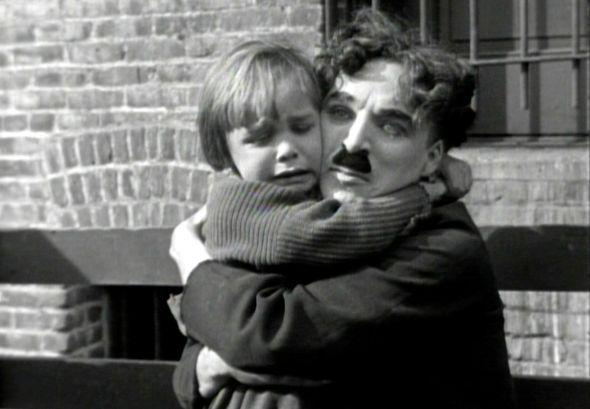 Я вам пишу... Chaplin