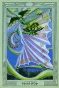 таро - Принцессы в Таро Алистера Кроули C111-203x300