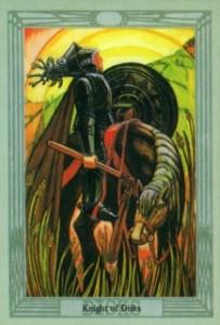 таро - Рыцари в Таро Алистера Кроули P141-203x300