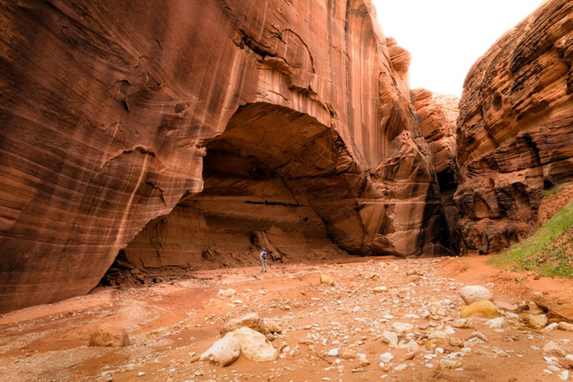 Следы древних цивилизаций: шлифованные горы с признаками машинной обработки Kamen_3557259_original