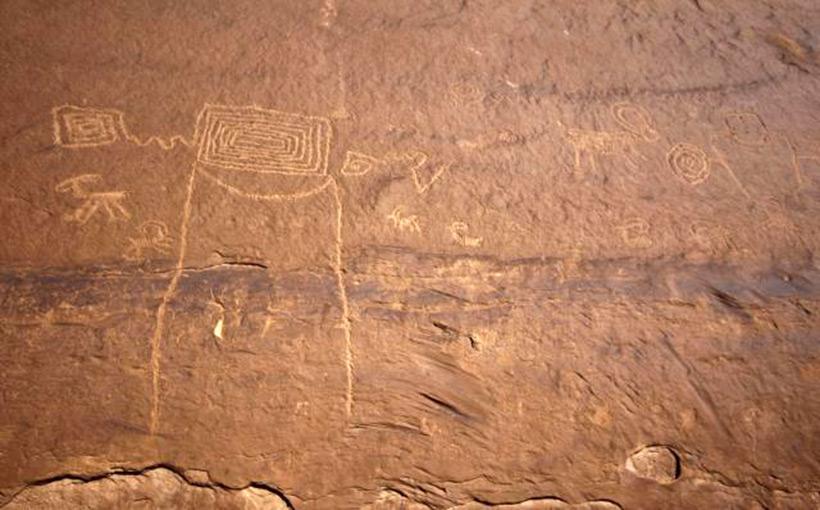 Следы древних цивилизаций: шлифованные горы с признаками машинной обработки Kamen_3563738_original