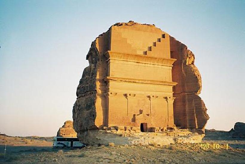 Следы древних цивилизаций: шлифованные горы с признаками машинной обработки Kamen_3820439_900