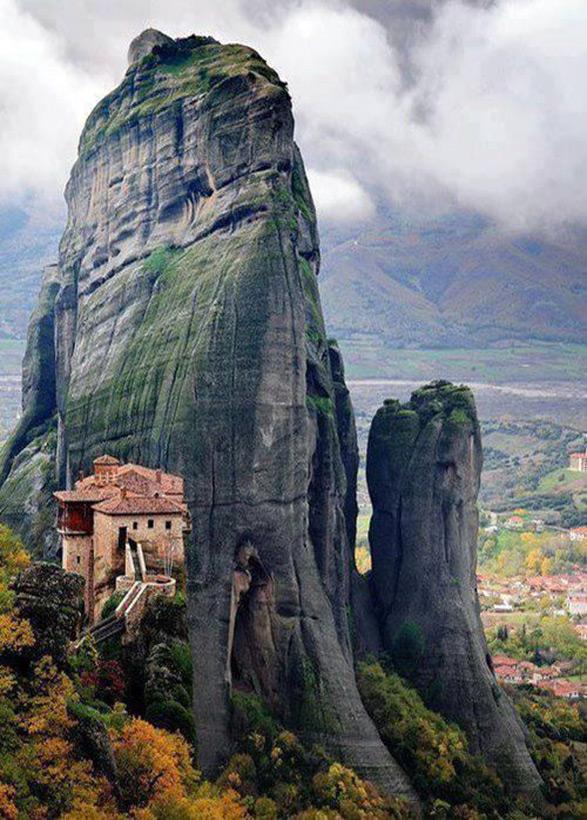 Следы древних цивилизаций: шлифованные горы с признаками машинной обработки Kamen_3874597_original